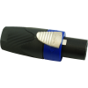 Plug - speakON, 4-Pole, Chuck Type Strain Relief image 2