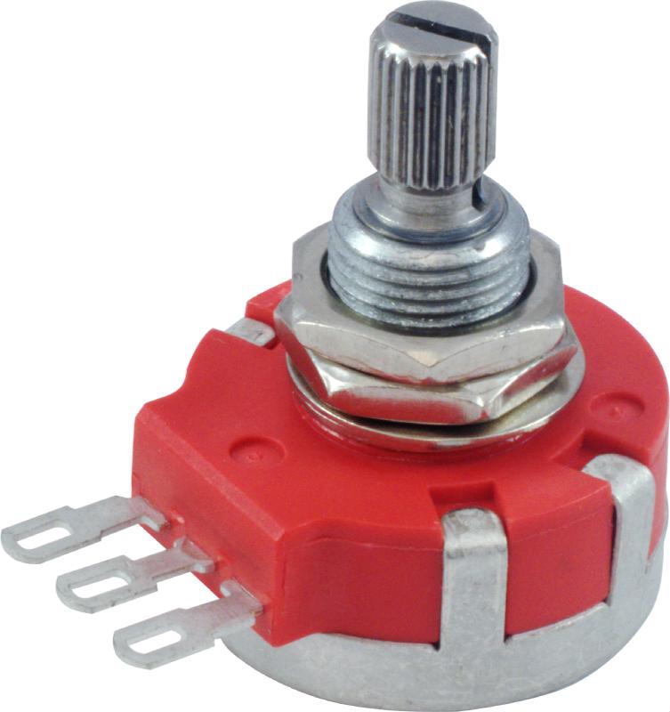 Potentiometer - Dunlop, Super Pot, Split Shaft | CE Distribution